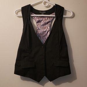 💚 Stooshy Pin Striped Vest